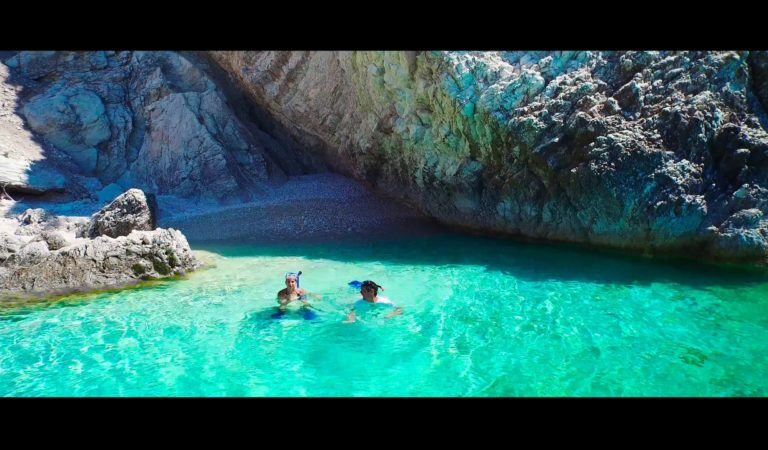 Amazing Islands in Greece, The Ionian Sea 4K-Full HD