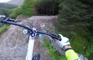Gee-Atherton-Tests-INSANE-MTB-Trail-GoPro-View-Red-Bull-Hardline