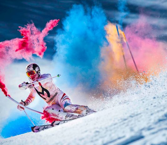 Skiing-in-Colour-Marcel-Hirscher